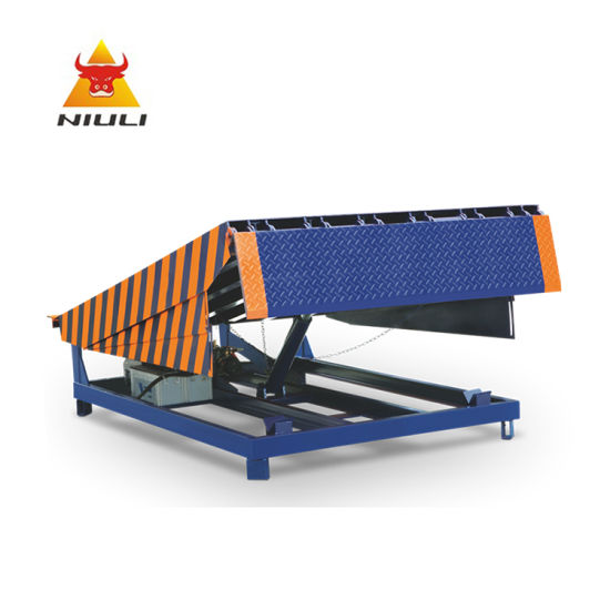 Simple Operation Electro-Hydraulic Dock Leveller