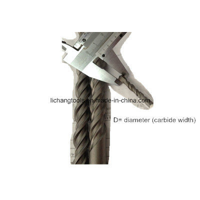 High Quality Professional SDS Plus Hammer Masonry Drill Bit 25mm x 360mm