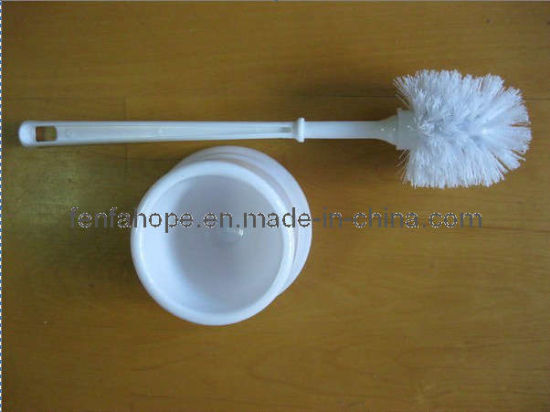 Sanitary Ware Plastic Toilet Brush (11CB511) pictures & photos