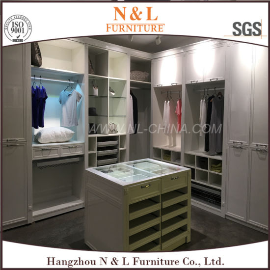 Modern Design Bedroom Furniture Wardrobe Closet