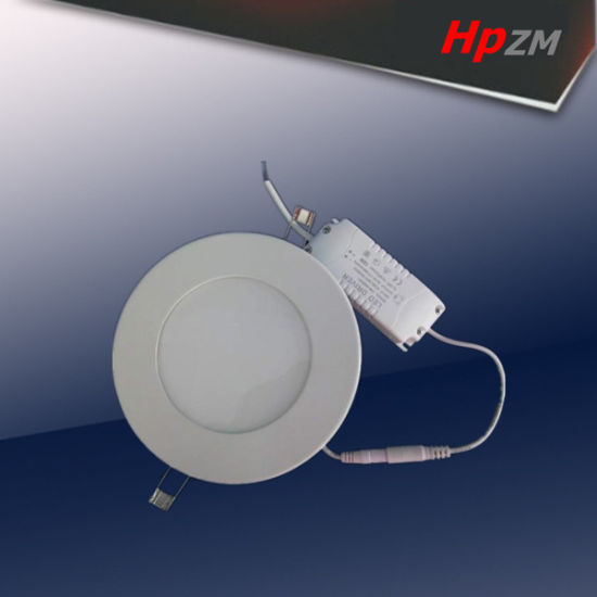 Round /Square LED Panel Light pictures & photos