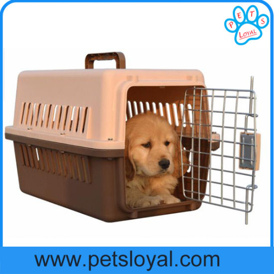 Colorful PP Pet Product Dog Travel Air Carrier pictures & photos