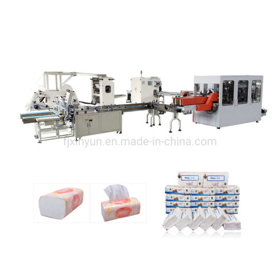 Automatic Production Line Facial Tissue Paper Making Machine pictures & photos