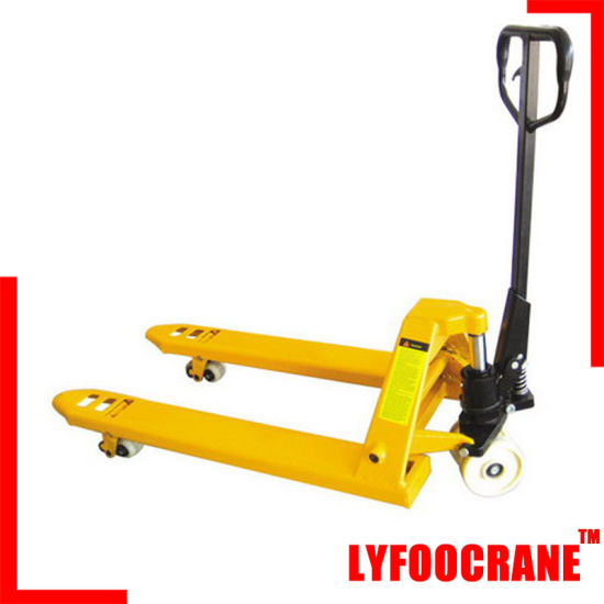 Manual Pallet Hydraulic Truck Carrier, Forklift