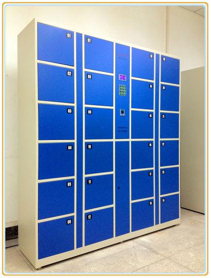 Fingerprint Storage File Locker