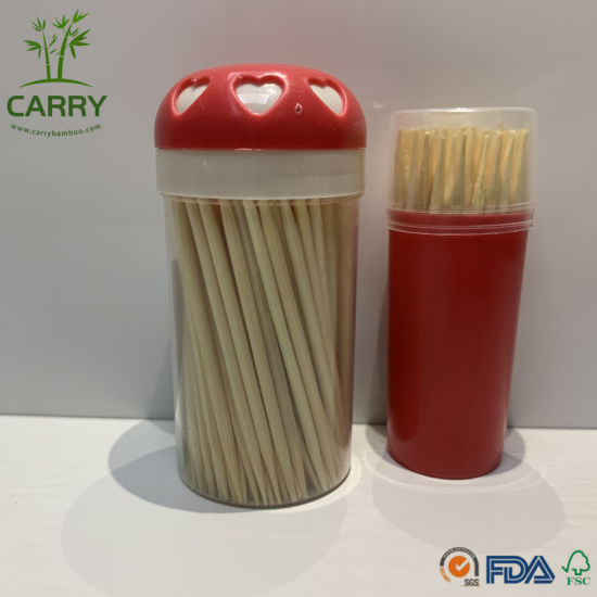 2.0mm Bamboo Toothpick pictures & photos