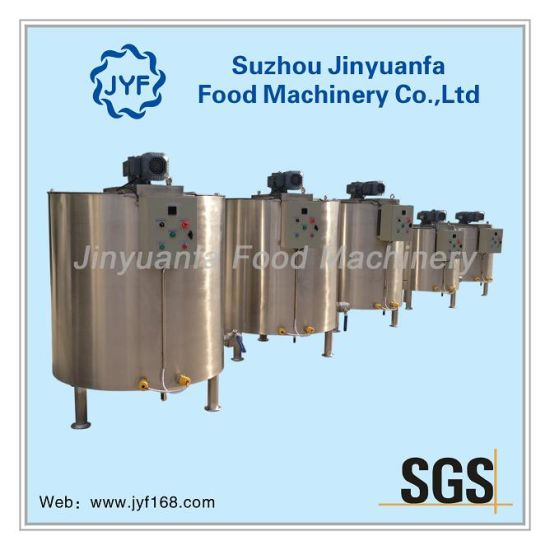 Food Machine for Chocolate Holding with SGS Certificate pictures & photos