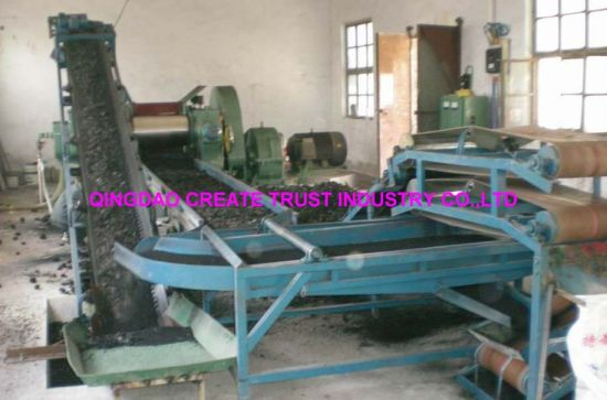 Hot Sale Strip Cutter / Tire Sidewall Cutting Machine pictures & photos