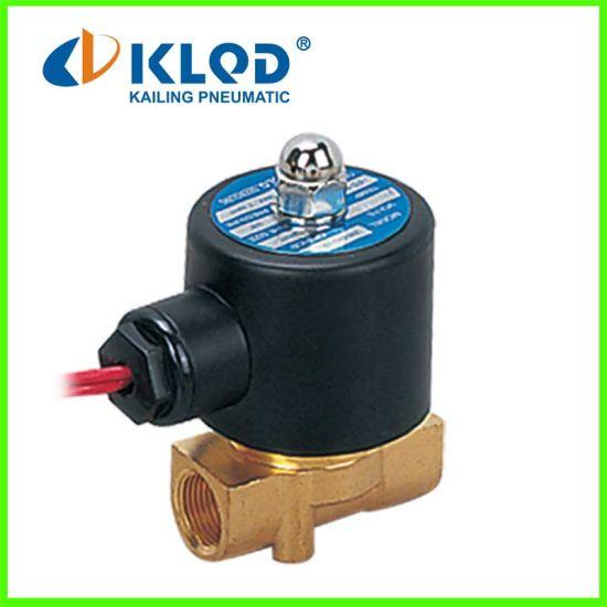"2wh020-10 3/8"" Air, Water, Gas Oil Control Valve"
