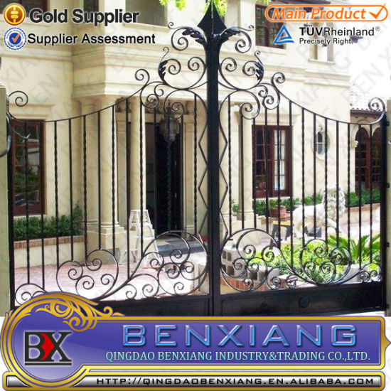 Elegant and Pastoralism House Gate Designs pictures & photos