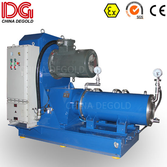 Ce Horizontal Bead Mill Sand Mill Pearl Mill pictures & photos