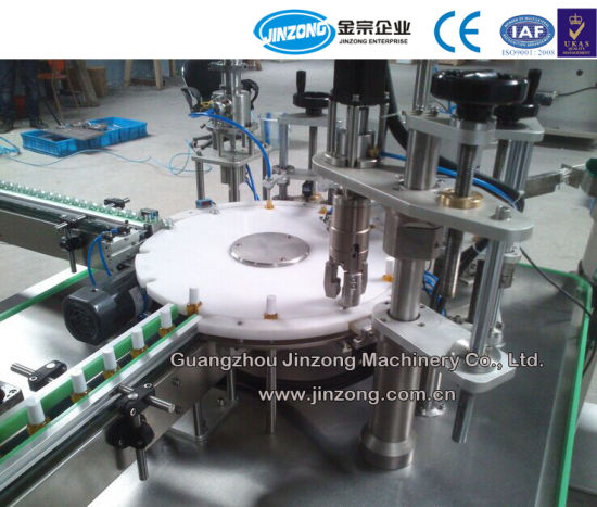 Guangzhou Jinozng Machinery Automatic Nail Polishing Production Line pictures & photos