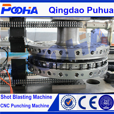 Mechanical and Hydraulic AMD-357CNC Punching Machine pictures & photos
