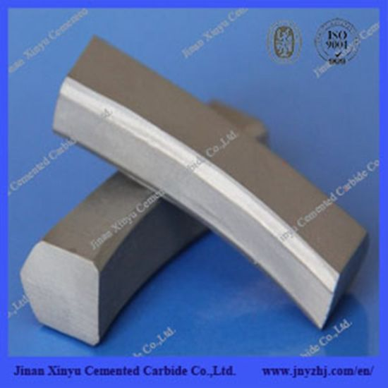 China K10 Mining Inserts for Making Chisel Cemented Carbide Drill