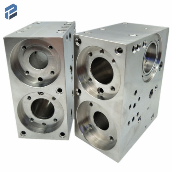 High Precision CNC Machining Al 6063-T6 Parts