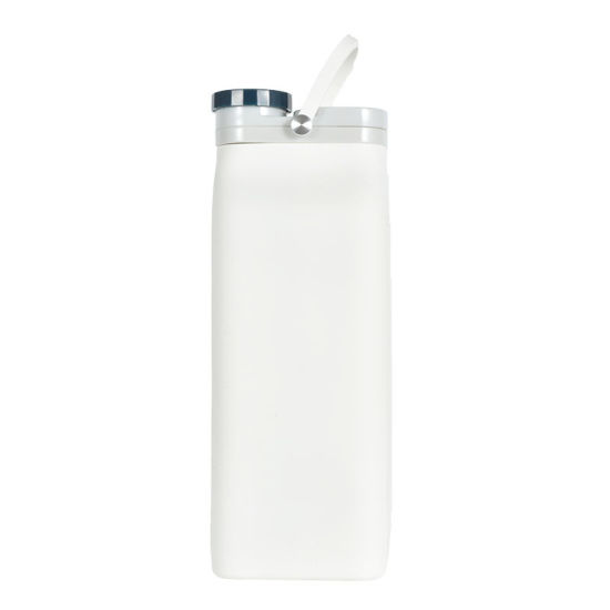 Leak Proof Silicone Cups Foldable Water Bottles Portable Water Tanks