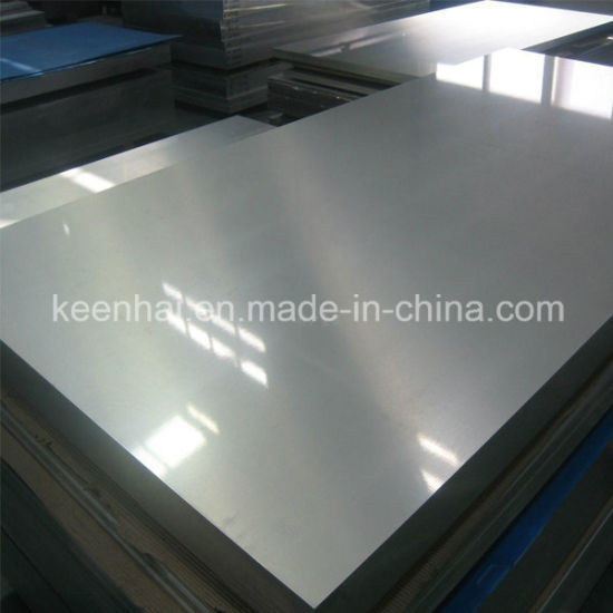 China Wholesale 4′x8′ 1.0mm Ba Finish Stainless Steel Plate pictures & photos