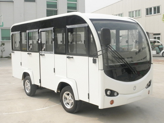 China, Small, Mini, Touris, 11seater Electric Shuttle Bus