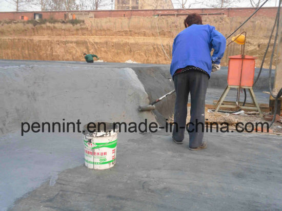 Liquid Js Waterproof Coating Polymer Cement Underground Coating pictures & photos