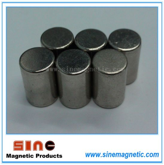 Strong Round Permanent Neodymium Magnet