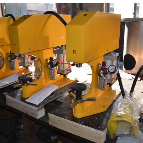 Brake Rivet Press : China automobile brake shoe rivet machine for sale