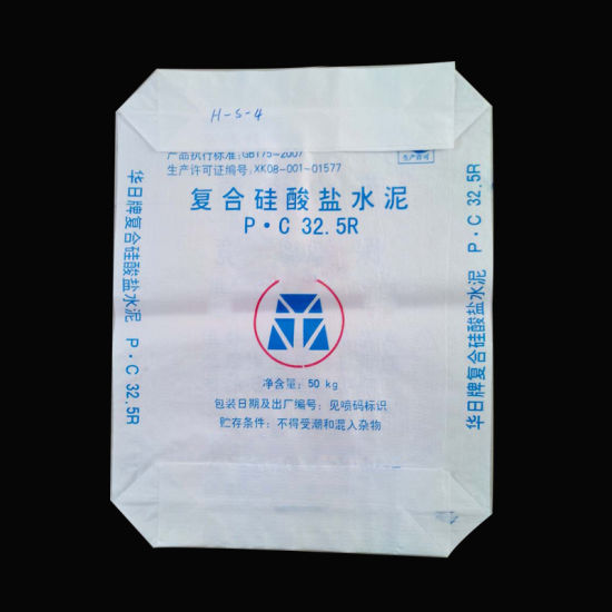 PP Woven Bag for Cement 50kg/Ad Star PP Cement Bag pictures & photos