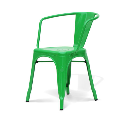 Modern Replica Tolix Marais Restaurant Arm Chair