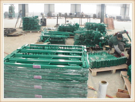 Hot Sale Galvanized Scaffolding Guard Rail pictures & photos