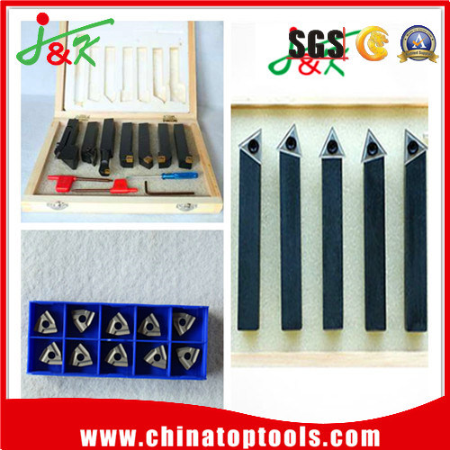Hot Sales! Cheap Price Carbide Tipped Lathe Tools Big Factory pictures & photos