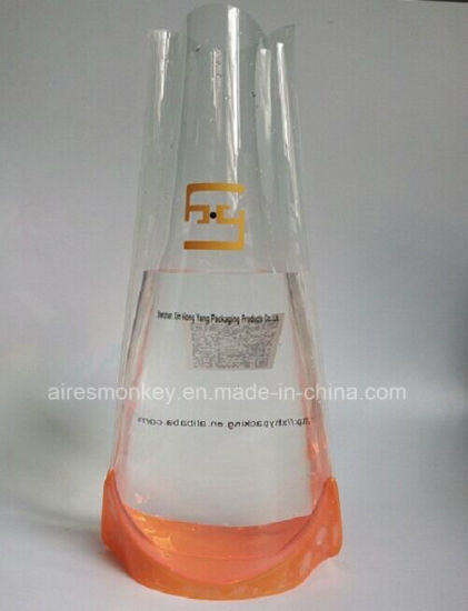 China Wholesale New Style Beautiful Clear Plastic Vase Plastic