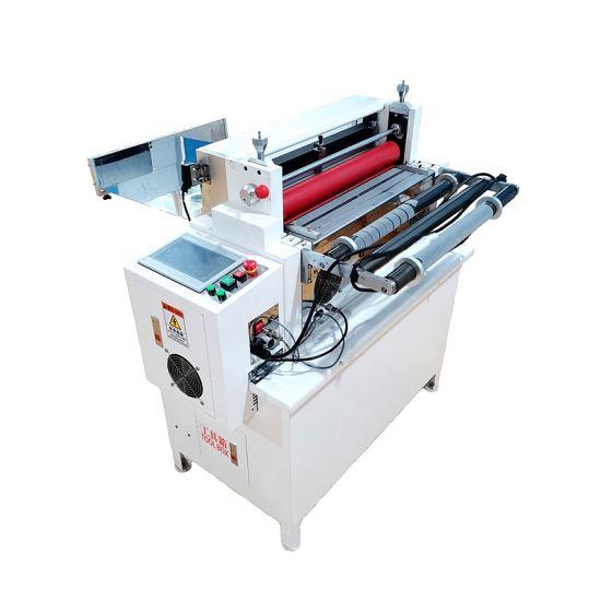 Pet PC PE Insulation Paper Cutting Machine