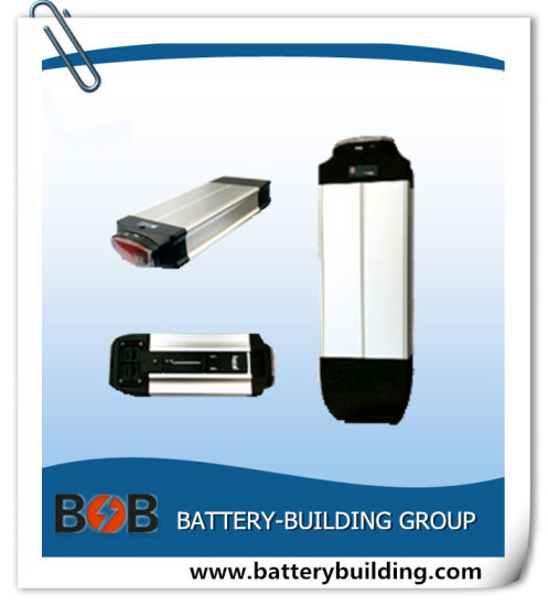 48V Rear Rack Type 18650 Battery Pack/Lithium Battery Pack