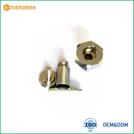 Brass Precision Casting Part by Machinery