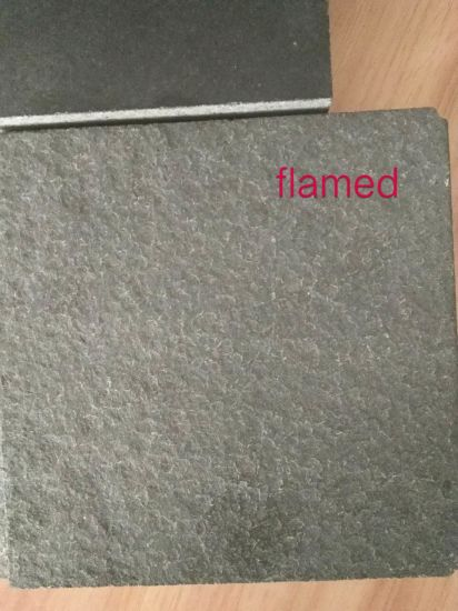 G684/G654/G603/G682/G687/G664 Polished/Flamed/Honed/Bush Hamered Granite Slab/Tiles/Countertops/Cubes/Kerbs Paving Stones pictures & photos