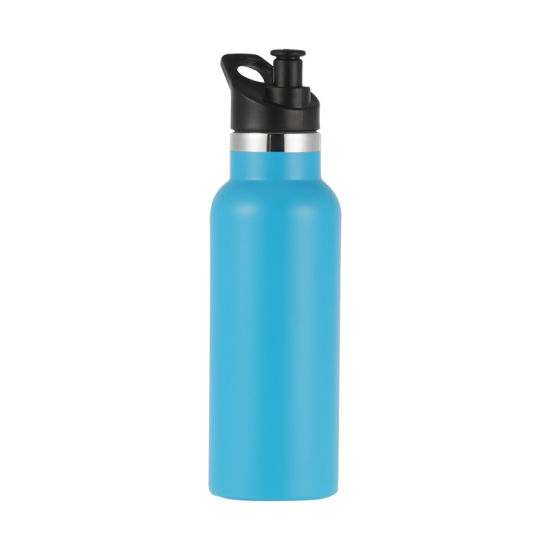 Hot Sale Vacuum Insulated Double Wall Stainless Steel Water Bottle with Custom Logo