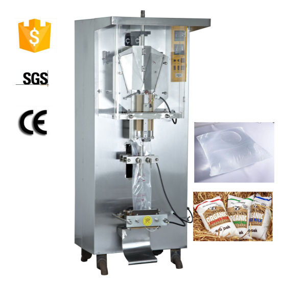 Liquid Filling Machine Drink Water Juice Packing Machine