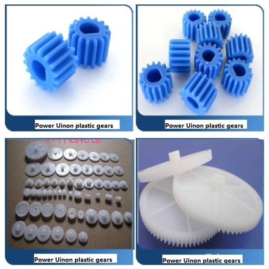 Plasic PP PE POM Injection Gears pictures & photos
