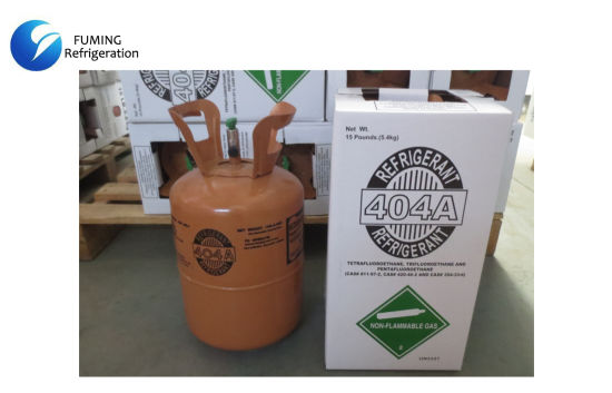 China Cooling System R502 Replacement R404A Refrigerant Gas