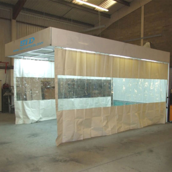 Nice Prepration Booth for Polishing Painting pictures & photos