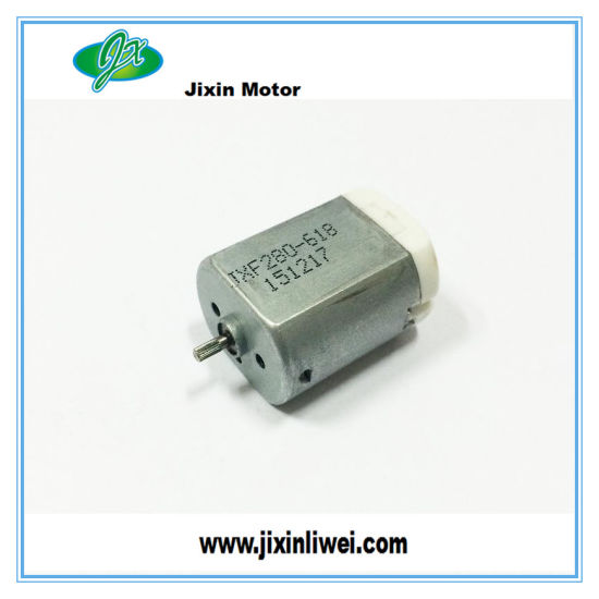 F280 DC Motor for Japan Car Central Lock 12V 24V pictures & photos