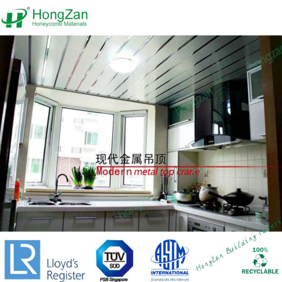 China Stainless Steel Ceiling Honeycomb