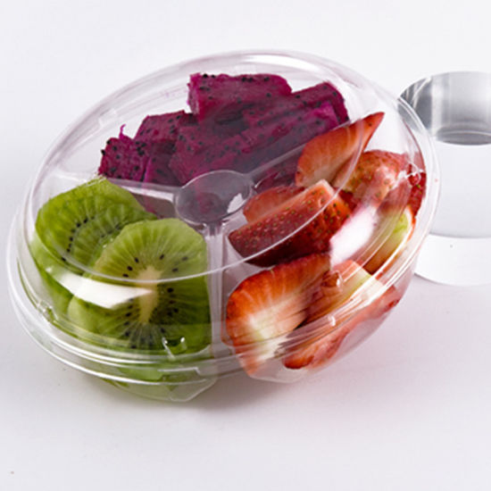 Affordable Price Plastic Container Best Takeaway Salad Bowl