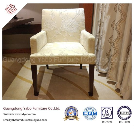 Leisure Hotel Furniture with Bedroom Fabric Armchair (YB-O-15) pictures & photos
