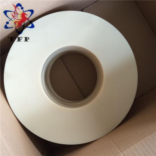 China PA White Nylon Plastic Flat Washer - China Plastic Gasket ...