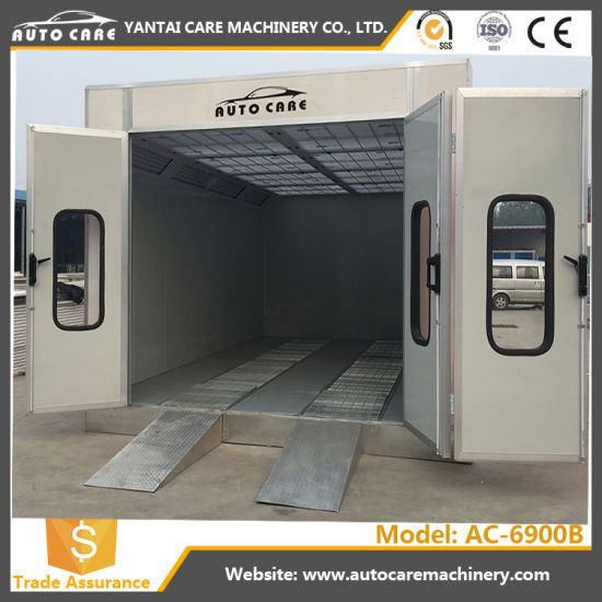 Low Price Manufacture Car Paint Spray Room