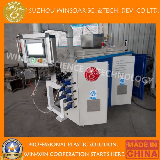 Plastic PS Picture Frame Foam Profile Extrusion Production Machine