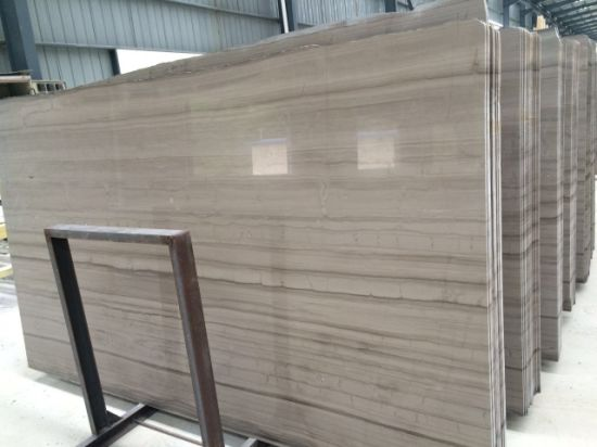 Building Material Athen Grey/ Athen Timber/Eramosa Brown Marble Tiles pictures & photos