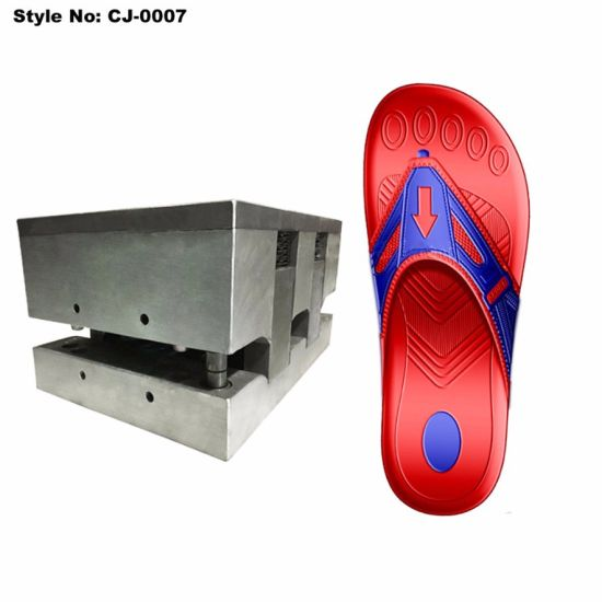 893f54e23 China Injection Shoes Mould Foaming Shoes Slipper Plastic Injection ...