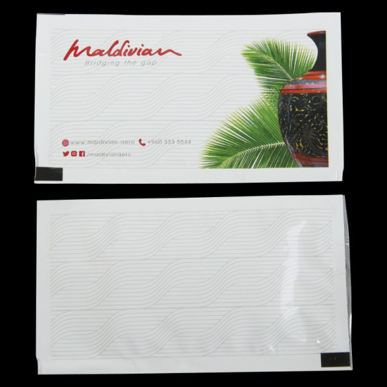 Perennial Hot Sale Custom Printed Wet Napkins pictures & photos