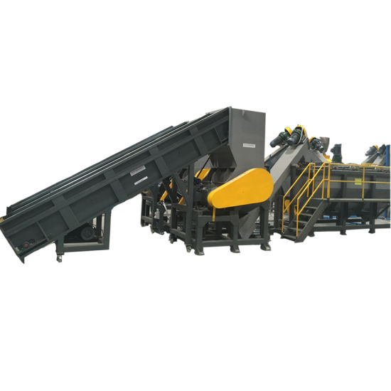 High output Plastic Recycling Machine